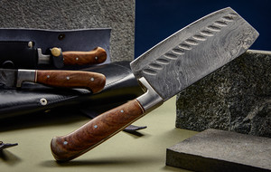 Hand Forged Chef's Knives