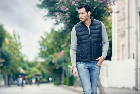 Cold Weather Jackets & Vests