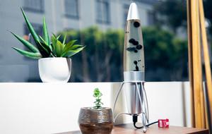 Ferrofluid Lava Lamp