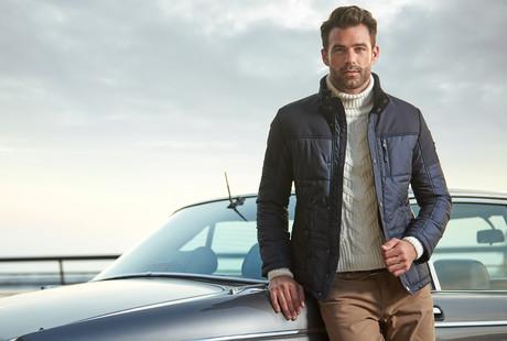 Coats, Sweaters, & Pants
