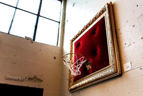 Luxury Basketball Hoops