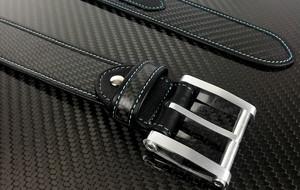 Leather Meets Carbon Fiber