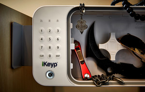 Real-Time Security Smart Safe