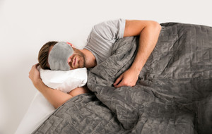 Weighted Blankets + Masks