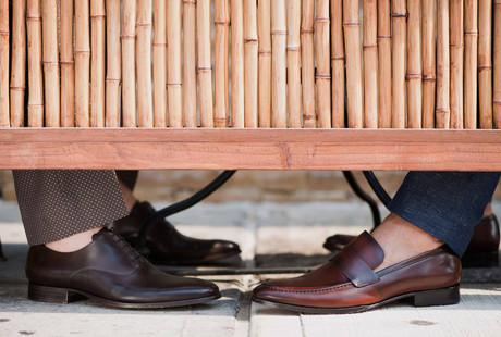 Regal Leather Dress Shoes