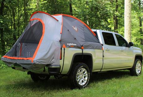 Convenient Car-Camping Equipment