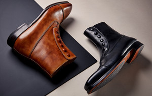 Spanish Leather Dress Shoes & Boots