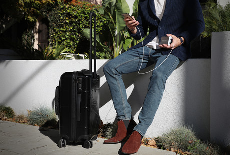 Thoughtfully Crafted Smart Luggage
