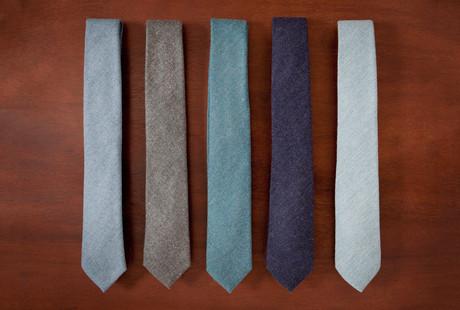 Heirloom Quality Ties & Pocket Squares