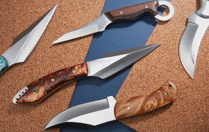 Steel Hunting Knives