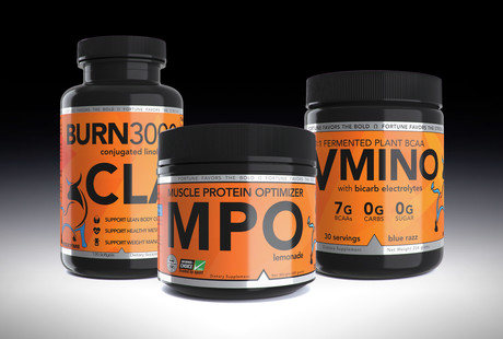 Natural Muscle Building Supplements