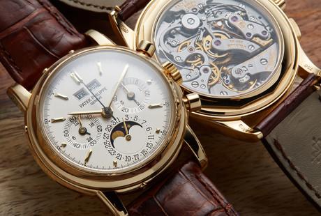 Legendary Luxury Swiss Watches