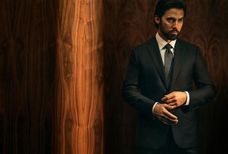 Opulent Italian Suits & Blazers
