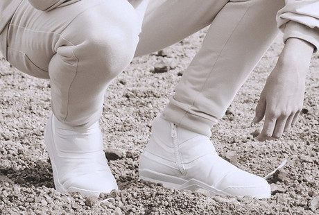 Hybrid Sneakers + Boots