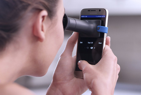 The Personal Vision Tracker