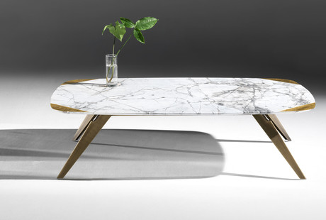 One Of A Kind Marble Tables