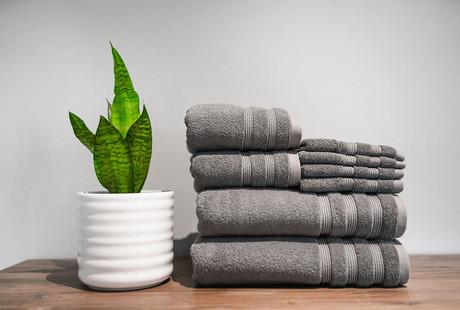 Bamboo Blend Bath Towels