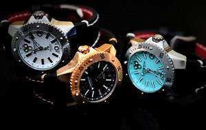 Vibrant Automatic Watches