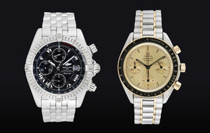 Vintage & Pre-Owned Timepieces