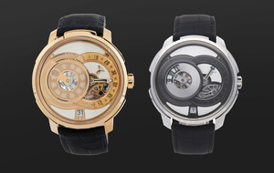Incredible Luxury Timepieces