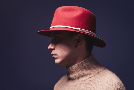 Artisan Crafted Wool Felt Hats