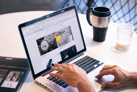 Magnetic MacBook Webcam Cover