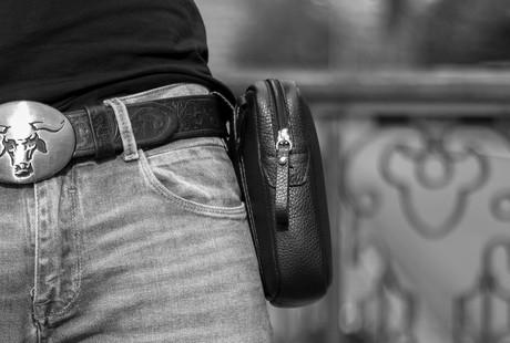 Customizable Wearable Pocket