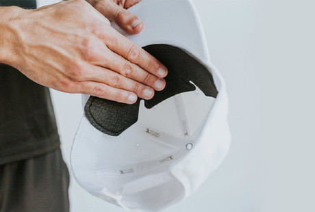 Sweat-Wicking Headwear Liner