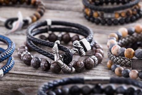 Bold Men's Bracelets