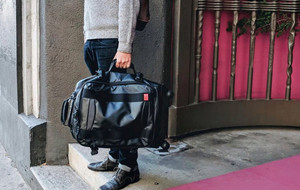 Hideo Wakamatsu Smarter Bags Suitcases Touch Of Modern