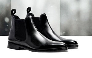 06e5f8f86c3 TimberLux - Handcrafted Dress Shoes + Boots - Touch of Modern