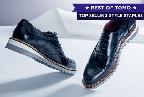Detailed Dress Shoes