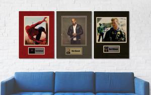 Signed Celebrity Photos