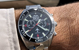 Watches Made From Planes