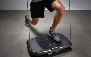 The Vibration Fitness Machine
