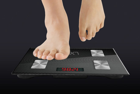 The BMI WiFi Smart Scale
