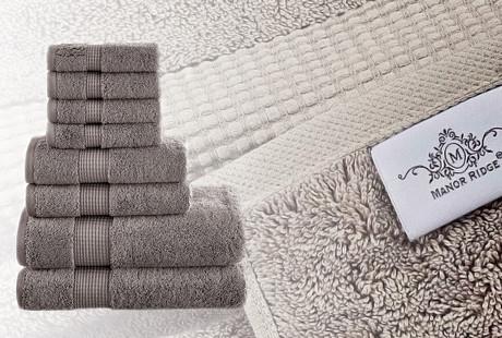 Premium Turkish Cotton Towel Sets