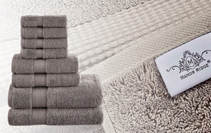 Premium Turkish Cotton Towel Sets