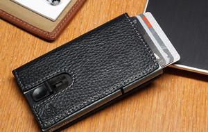 Minimalist RFID Blocking Wallets