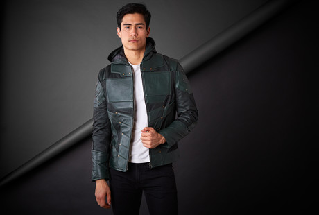 Marvel + DC Themed Jackets