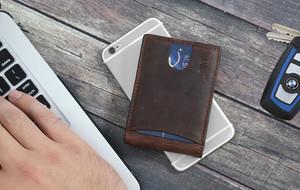 The Ultra-Slim RFID-Blocking Wallet