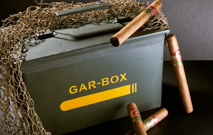 Reclaimed Ammunition Box Humidor