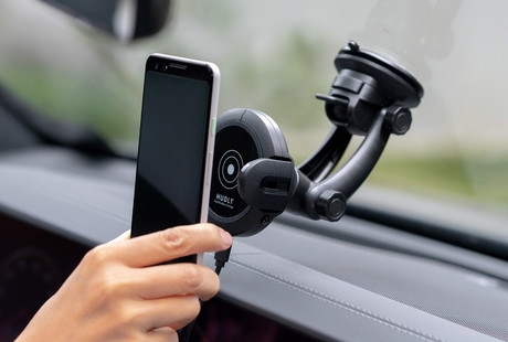 Wireless Fast Charging Car Mount