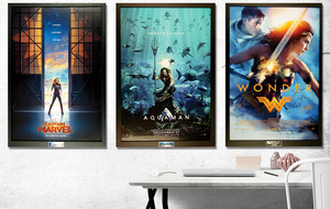 Autographed Film Posters