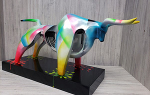 Power Animal Sculptures