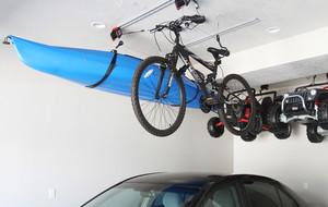 Smarter Garage Storage