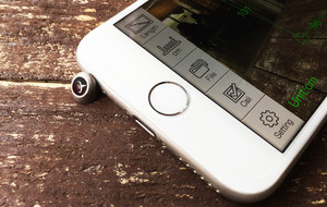 The Spatial iPhone Ruler