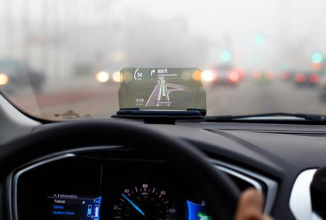 Safer, Transparent Dashboard Display
