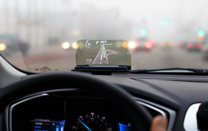 Safer, Transparent Dashboard Display