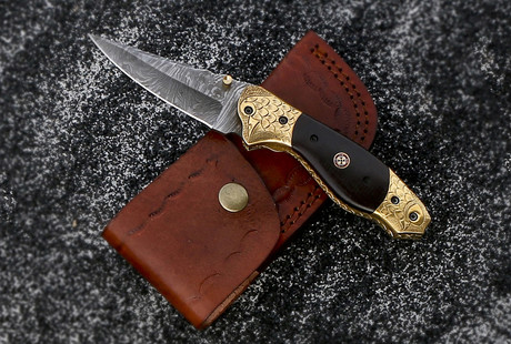 Impressive Damascus Blades